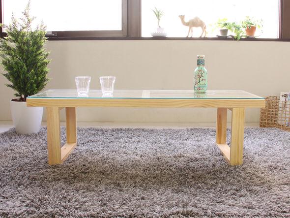 リビングテーブル画像