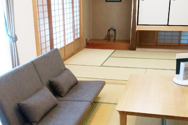 和室に合うソファー02