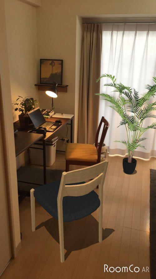Roomcoを使ったシミュレーション画像